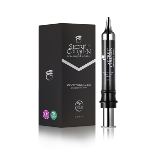 Age-Defying Apple & Grape Stem Cell Lifting Facial Cream Syringe