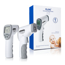 Cloc™ Non-Contact Infrared Thermometer