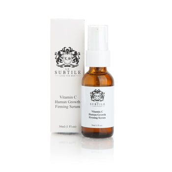 Vitamin C Human Growth Firming Serum for Men