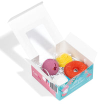 4-Piece Deluxe Hello Sunshine Bath Bombs BubbleBox