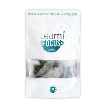 Hand Selected Loose Leaf Tea Bags - Focus