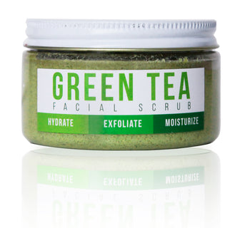 Green Tea Facial Deep Exfoliating Scrub
