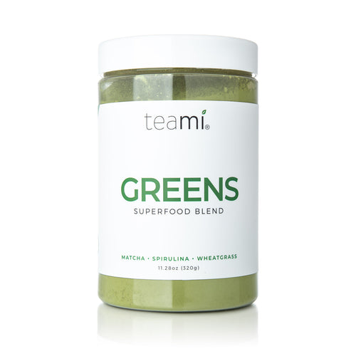 Hand Selected Greens Superfood Tea Blend