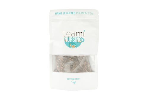 Hand Selected Loose Leaf Tea Bags for Breastfeeding