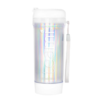 Hot & Cold BPA Free Plastic Tumblers 20oz - Holographic Mermaid