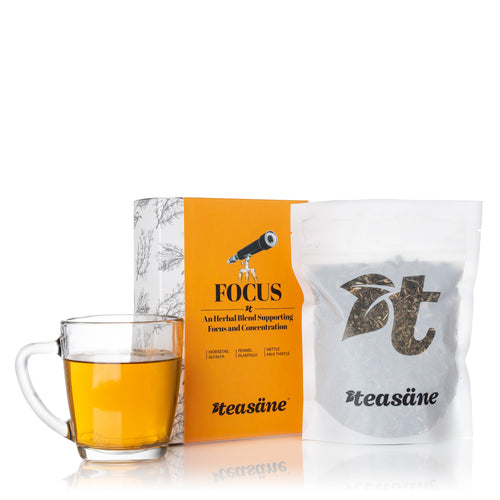 Loose Leaf Herbal Tea - Focus