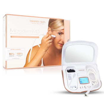 MicrodermMD At-Home Diamond Tip Microdermabrasion Machine