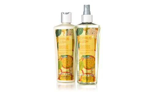 Citrus Lush Body Mist & Lotion Gift Set