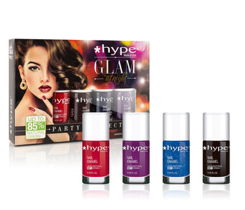 Glam At Night Fast-Drying Nail Polish Collection