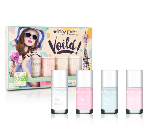 Voila! Fast-Drying Nail Polish Collection