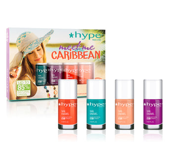 Meet Me At The Caribbean Fast-Drying Nail Polish Collection