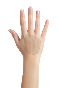 Hand Smoothing Medical Grade Silicone Pads