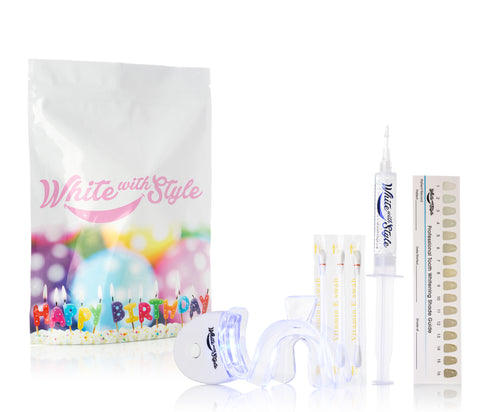 8-Piece Sparkle Professional At-Home Teeth Whitening Kit