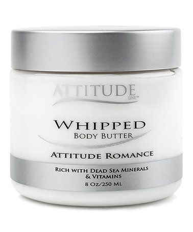 Dead Sea Whipped Body Butter Romance