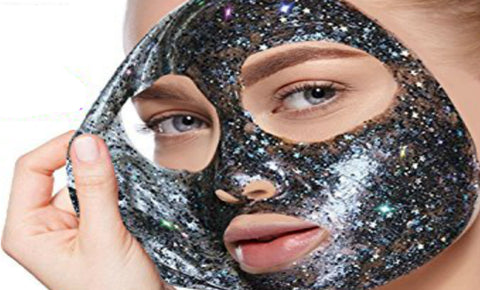 Glitter Peel Off Radiance Boosting Mask