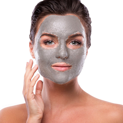 Purifying and Rejuvenating Mud Mask