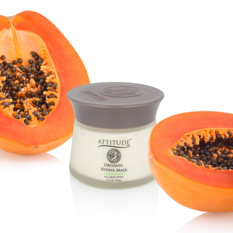 Organic Papaya Pore Minimizer Mask