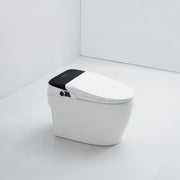 "SMART ONE PIECE ELONGATED TOILET ""MONACO"" AT-5531600-WH"