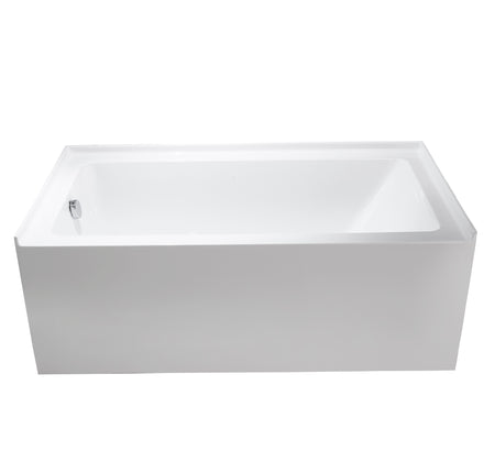 "BATH TUB ""VENETTO"" 60"" x 32"" x 21"" ATVE-6032-WH-LT"