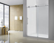NAPOLI FRAMELESS SHOWER DOOR