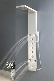 "SHOWER PANEL ""SEVILLE"" ASP-7050-SS"
