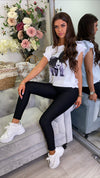 Sabby Leggings Black