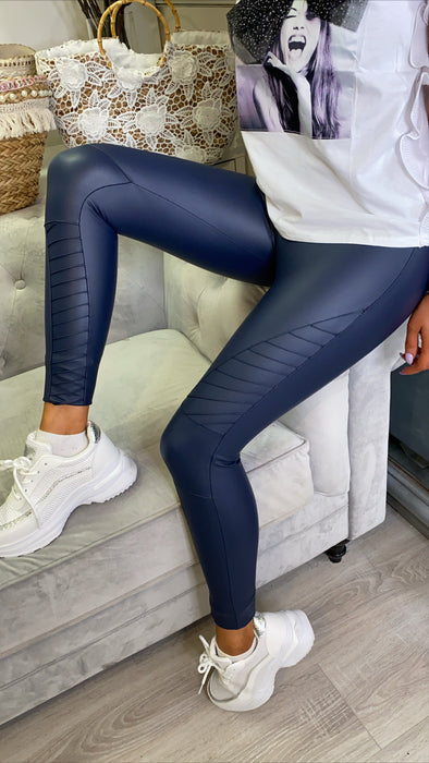 Harley Leggings Navy
