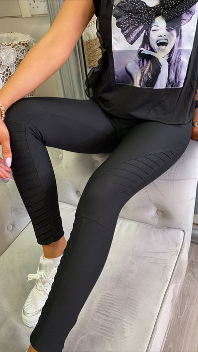 Jenna Leggings Black
