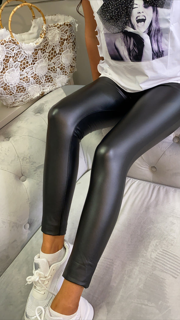 Lisa Leggings Black