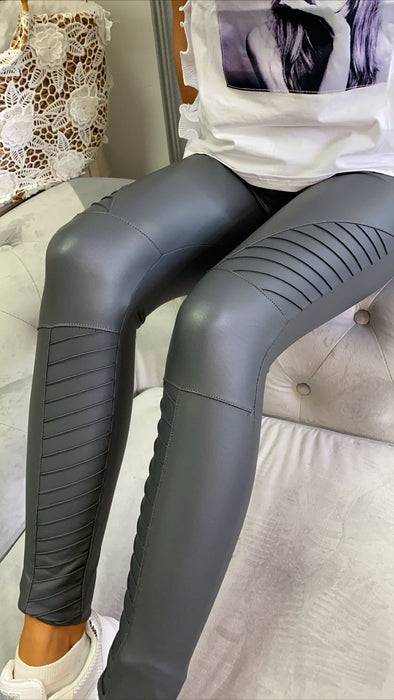 Harley Leggings Grey