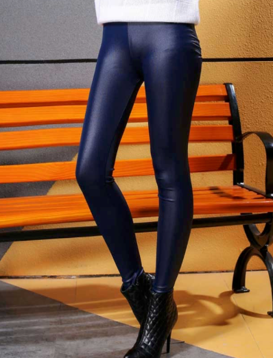 Lisa Leggings Navy