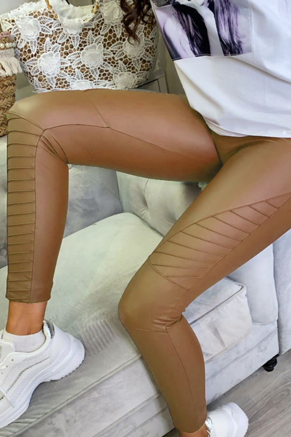 Harley Leggings Tan