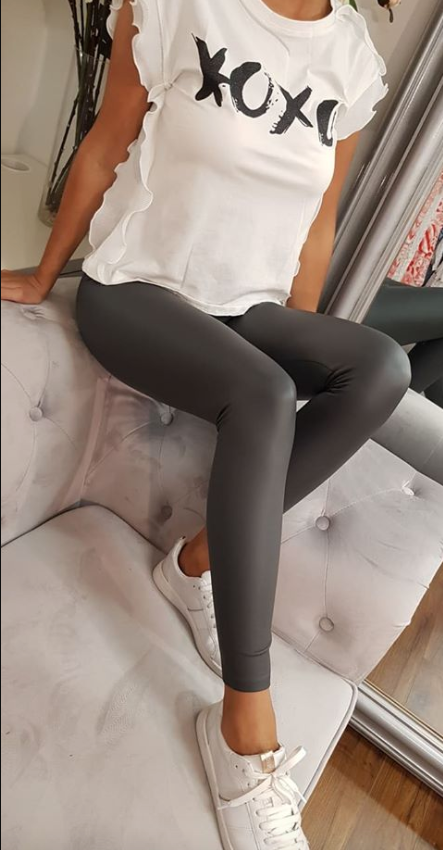 Lisa Leggings Grey