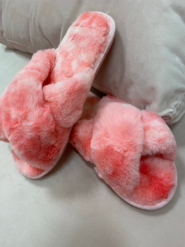 Slippers Coral