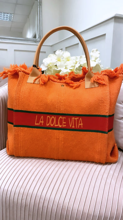 Dolce Bags Orange