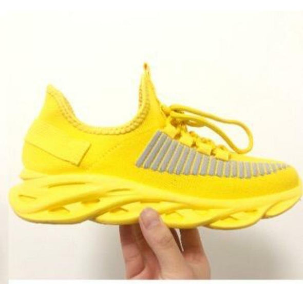 JENNI TRAINERS YELLOW