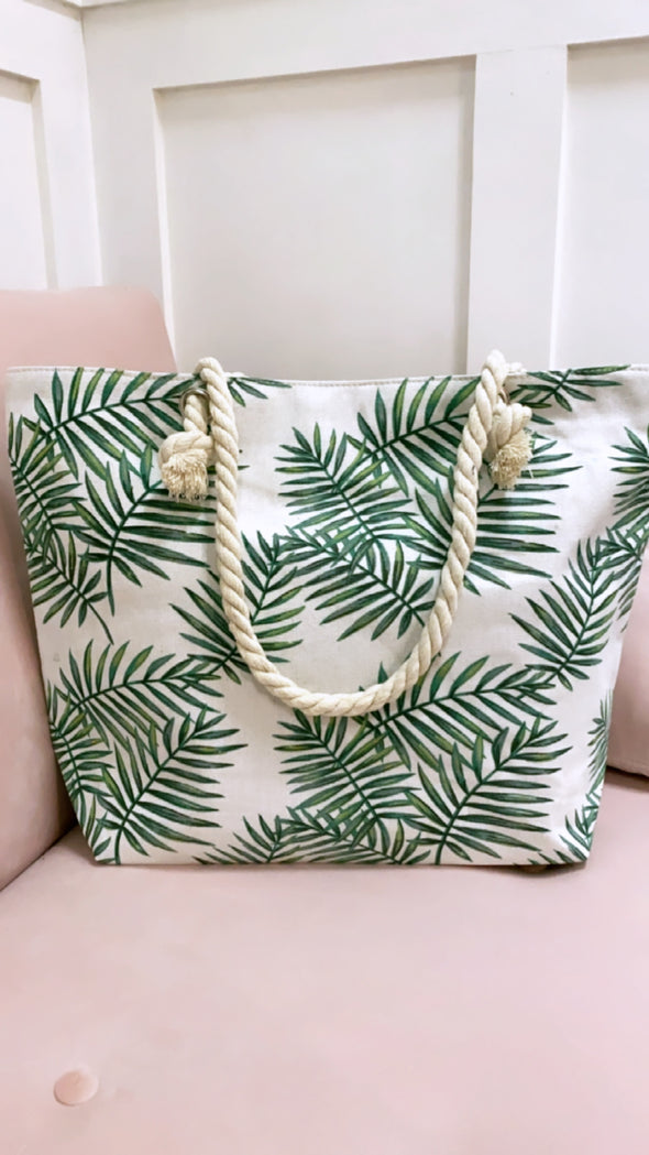 Fern Bag Large
