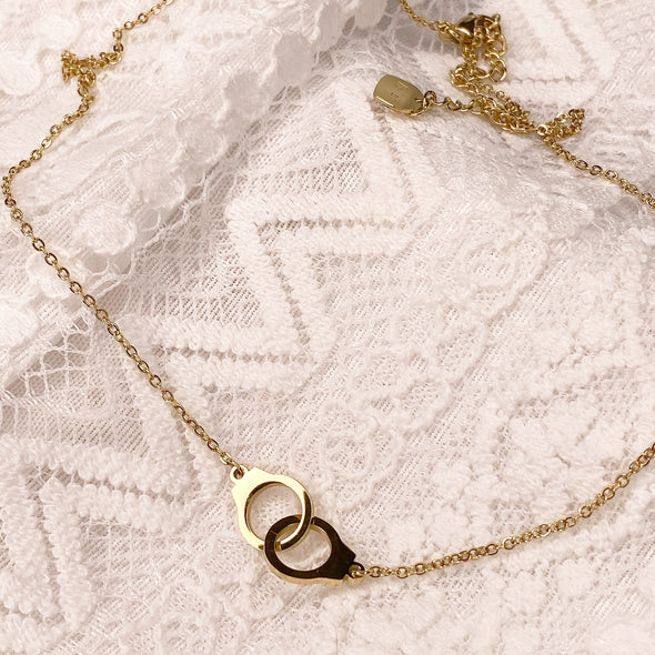 Linked Together Necklace