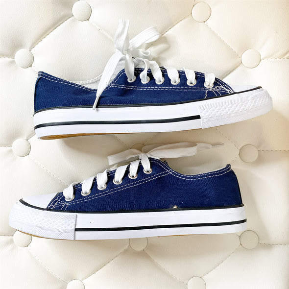 Connie Classic Trainer Navy