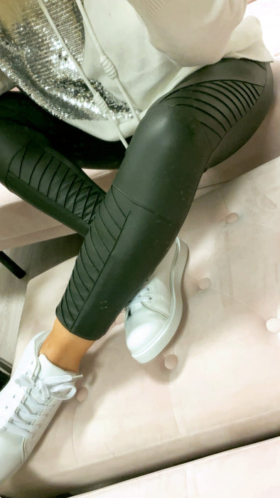 Harley Leggings Khaki