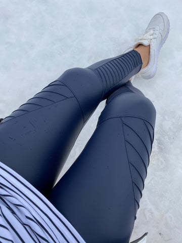 NEW Harley Leggings Navy