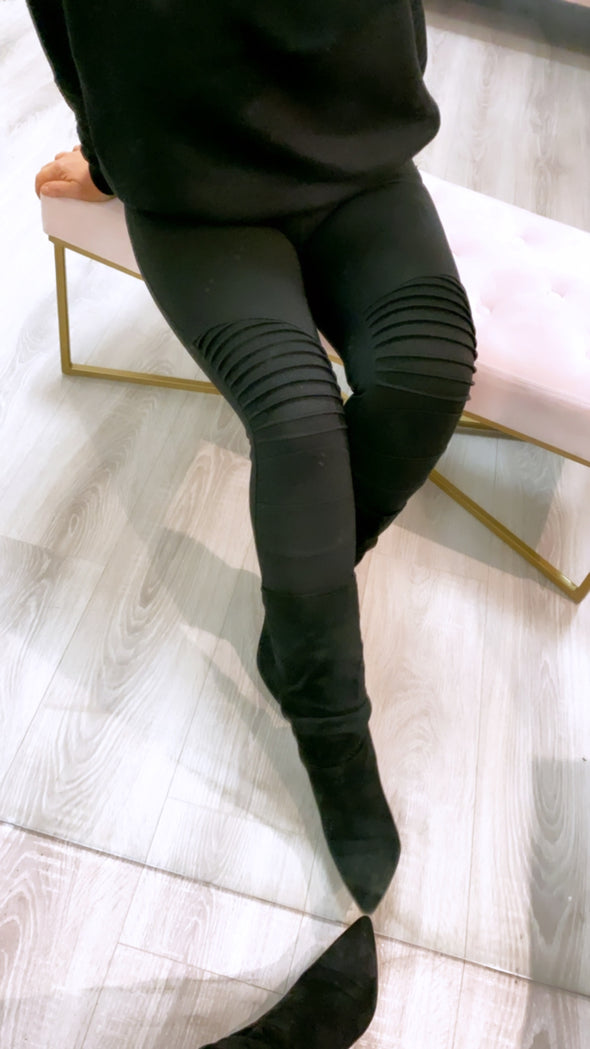 Jackie Leggings Black