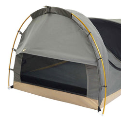 1-Person Swag Tent with Sleeping Pad