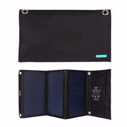 solar pone charge light + solar phone charger CAMPKING