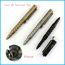 Self Defense Tactical Pen Pointed