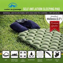 Very comfotable Sleeping Pad Lightweight