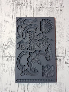 "Classic Elements IOD Decor Mould (6""x10"")"