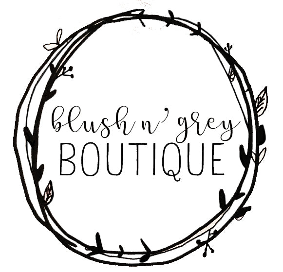 BlushN'Grey Boutique