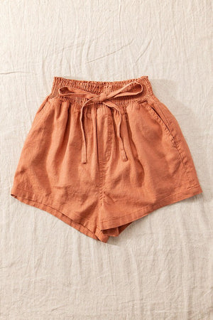 Sunrise to sunset shorts