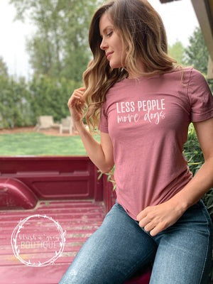 Less people more dogs {Grey + Co}